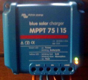 Victron MPPT 75|15